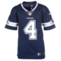 Dallas Cowboys Youth Dak Prescott Nike Limited Jersey