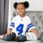 Dallas Cowboys Youth Dak Prescott #4 Nike Vapor Limited Jersey