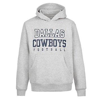 Dallas Cowboys Youth Practice Hoodie