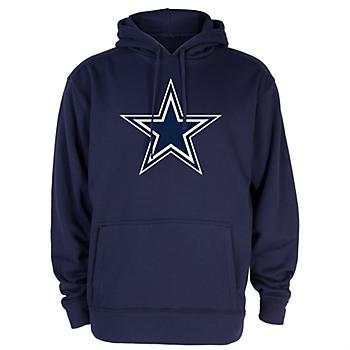 Dallas Cowboys Youth Logo Premier Hoodie