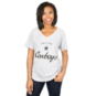 Dallas Cowboys Mitchell & Ness Womens Scoring V-Neck Tee