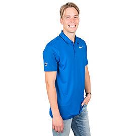 Dallas Cowboys Nike Dry Solid Golf Polo
