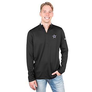 Dallas Cowboys Nike Golf Half-Zip Pullover
