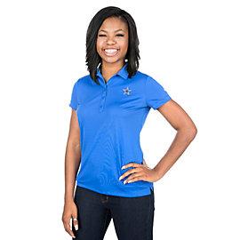 Dallas Cowboys Nike Womens Dry Golf Polo
