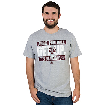 Texas A&M Aggies Adidas It's Gameday Tee