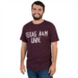 Texas A&M Aggies Adidas Stamped Out Tee