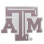 Texas A&M Aggies 12x12 Window Perforated Decal