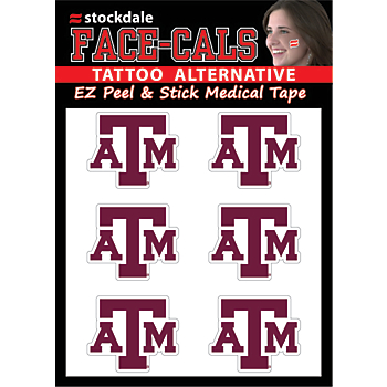 Texas A&M Aggies 4x5 Mini Cals