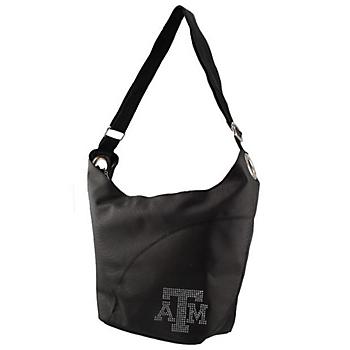Texas A&M Aggies Noir Color Sheen Hobo