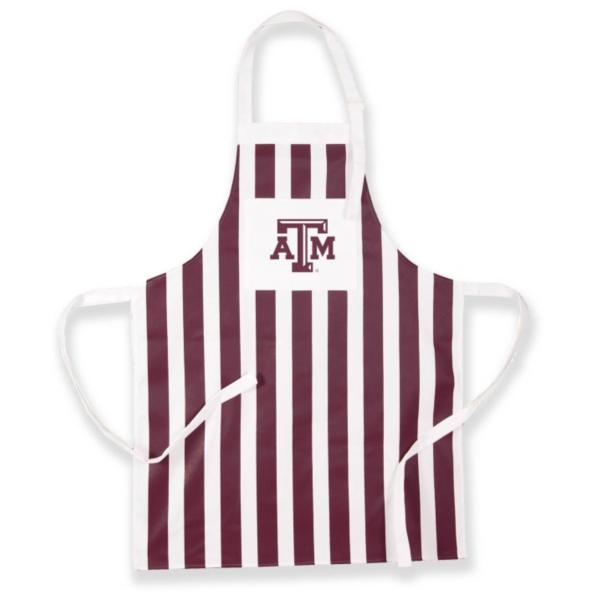 Texas A&M Aggies Striped Apron