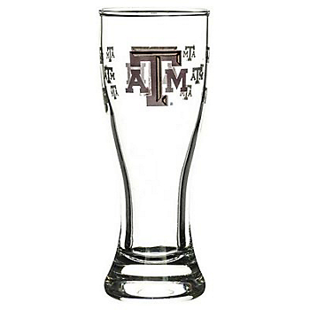 Texas A&M Aggies 2.5 oz Satin Etch Mini Pilsner Shot Glass