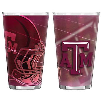 Texas A&M Aggies 16 oz Shadow Pint