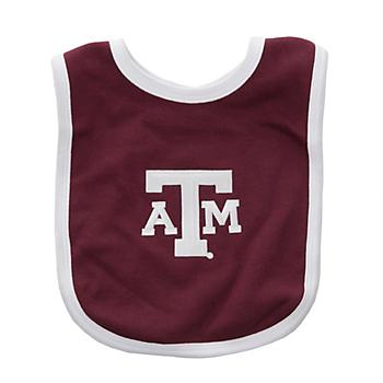 Texas A&M Aggies Knit Bib