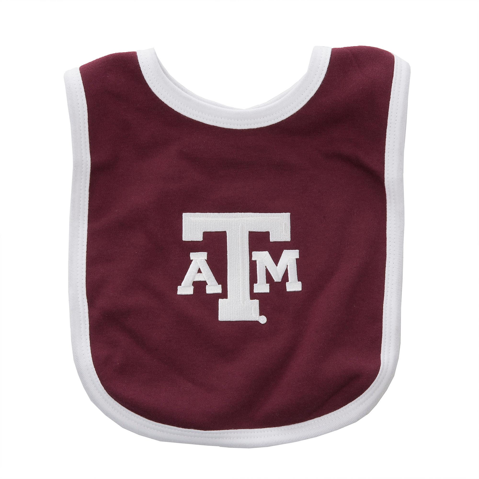 pretty nice 2a5f5 9f627 Texas A M Aggies Knit Bib