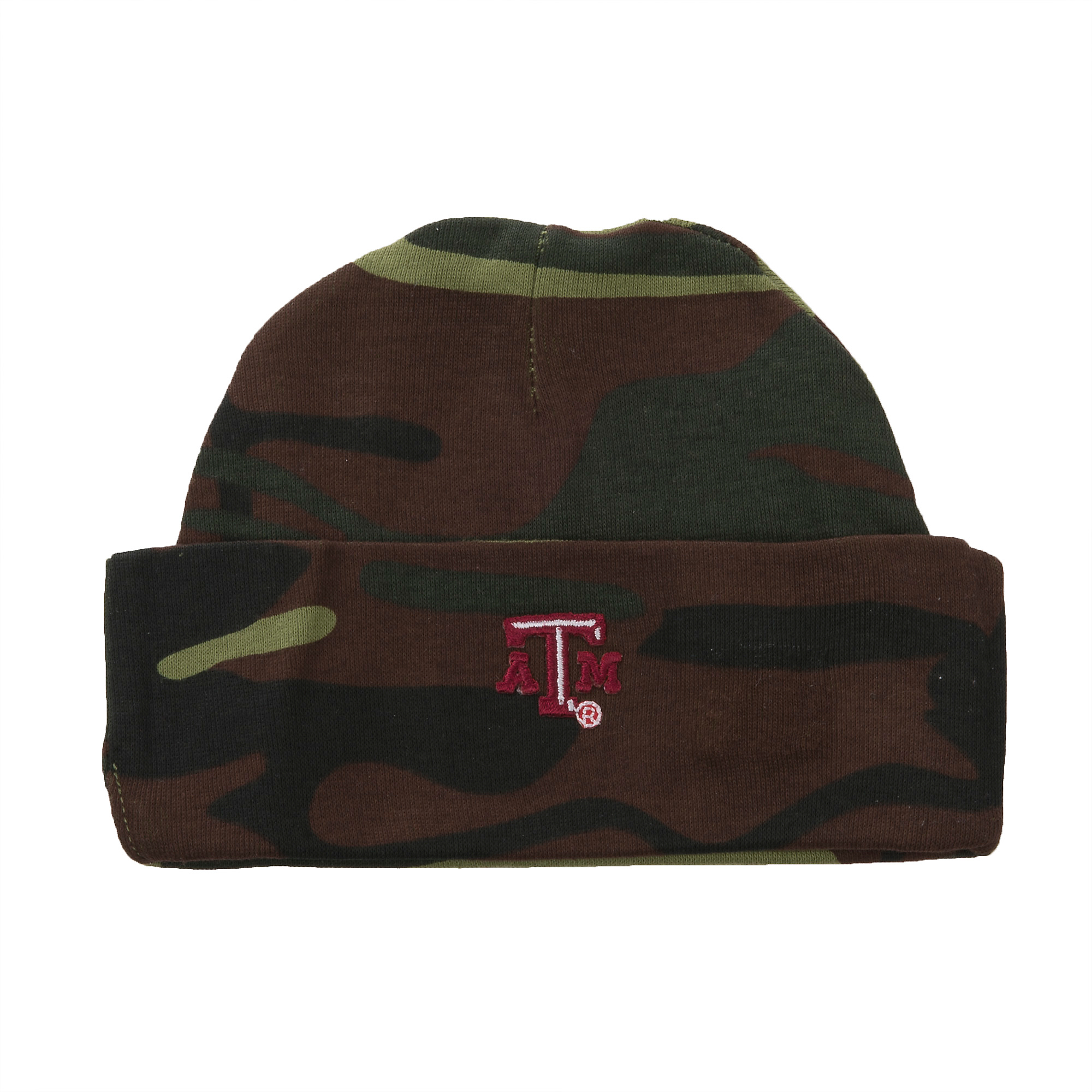 best cheap a90a2 9aa92 Texas A M Aggies Camouflage Knit Hat