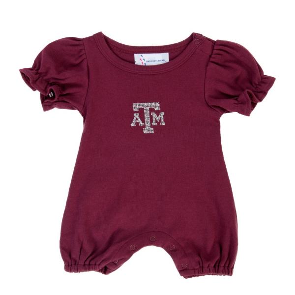 Texas A&M Aggies Girls Romper