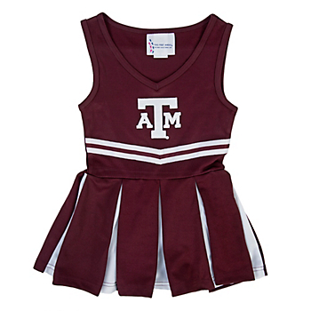 Texas A&M Aggies Cheer Dress