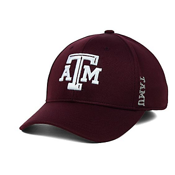 Texas A&M Aggies Top Of The World Booster Cap