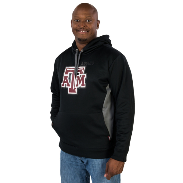 Texas A&M Aggies Majestic Doctorate Hoody
