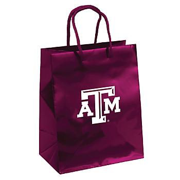 Texas A&M Aggies Emerald Gift Bag