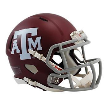 Texas A&M Aggies Speed Mini Replica Helmet