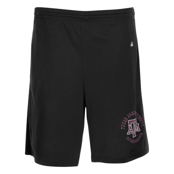Texas A&M Aggies Badger Youth Pocket Short