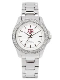 Texas A&M Aggies Women's Glitz Sport Bracelet Watch