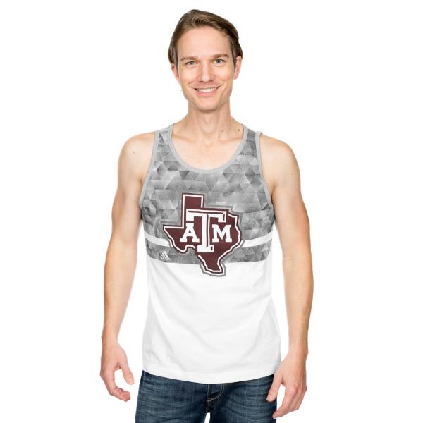 Texas A&M Aggies Adidas State Tank