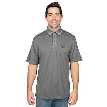 Texas A&M Aggies Levelwear Affirmed Polo