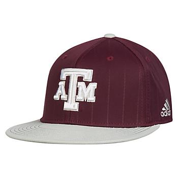 low priced 98894 6e8f0 Texas A M Aggies Adidas Flex Fit Hat