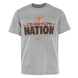 Texas Longhorns Nike Youth Cotton Tee