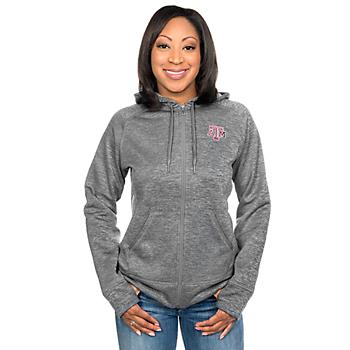 Texas A&M Aggies Adidas Womens Primary Logo Tech Fleece Hoody