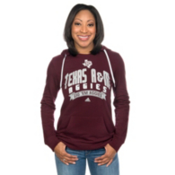 Texas A&M Aggies Womens Banner Nation Hoody