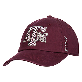 Texas A&M Aggies Top of the World Quadra Slouch Cap