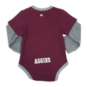 Texas A&M Aggies Colosseum Infant Thermal Onesie