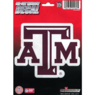 Texas A&M Aggies Medium Die Cut Decal