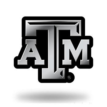 Texas A&M Aggies Molded Emblem