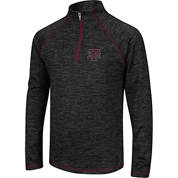 Texas A&M Aggies Colosseum Girls Vertigo Quarter Windshirt