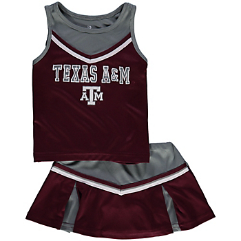 Texas A&M Aggies Colosseum Girls Aerial Cheer Set