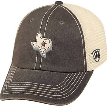 Texas A&M Aggies Top of the World United Hat