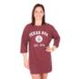 Texas A&M Aggies Womens Tee Shirt Dress