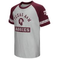 Texas A&M Aggies Colosseum Youth All Pro Raglan Tee