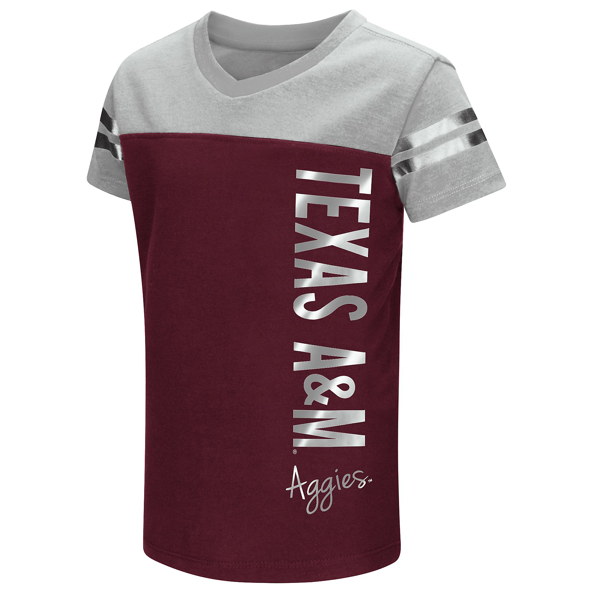 Texas A&M Aggies Colosseum Toddler Cricket Tee