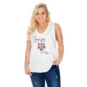 Texas A&M Aggies 47 Womens Jefferson Letter Tank