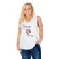 Texas A&M Aggies 47 Womens Jefferson Letter Tank