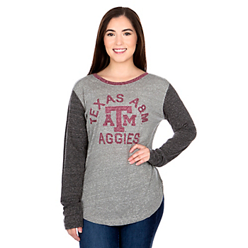 Texas A&M Aggies Royce Womens Scout T-Shirt