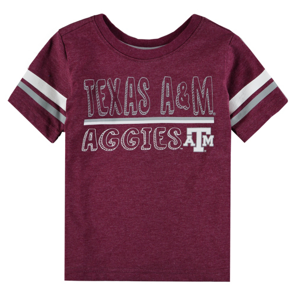 Texas A&M Aggies Toddler Boys You Rang Tee