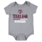 Texas A&M Aggies Colosseum Infant Boys Ahhhh! 3-Pack Onesie