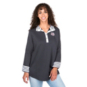 Texas A&M Aggies Womens Out of Your League Quarter-Button Jacket