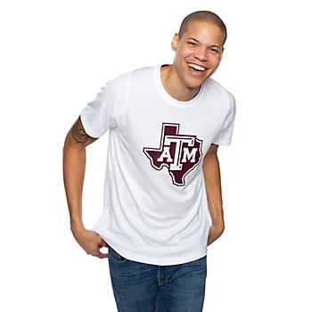 Texas A&M Aggies adidas Game Mode Training T-Shirt